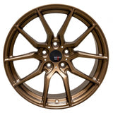 Option Lab Wheels R716 18x8.5 +40 for Focus ST/RS