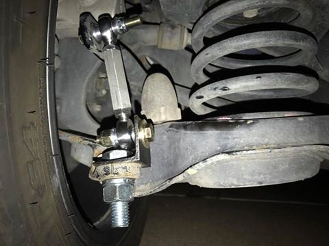 TB Performance Focus ST Anti-Bind End Links