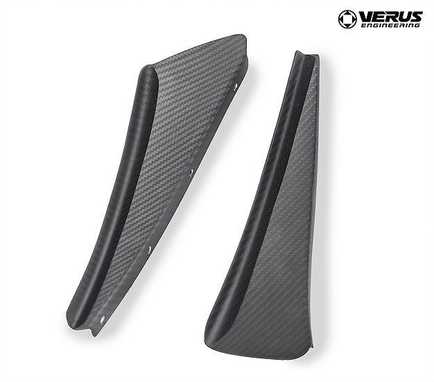 Verus Engineering Focus RS Mk3 - Carbon Dive Planes (Canards)