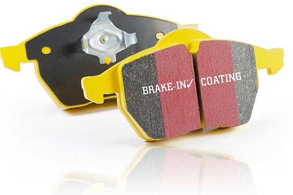 EBC Brakes Yellowstuff Street And Track Brake Pads 13+ Ford Fiesta ST