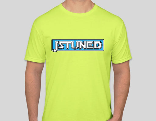 **JST Performance JSTUNED Colorblock Lightweight Shirt (NEW NEON COLORS)