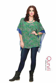 Qurvii Kaftan Top