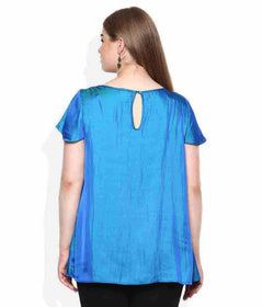 silk Swing Tops/Tunics