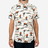 18 Waits - The Dylan Short-Sleeve Shirt - Wild Horses