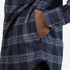 18 Waits - The Woodsman Pocket Shirt - Atlantic Check