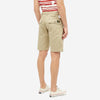 Stan Ray - 4-Pocket Fatigue Shorts - Khaki Twill