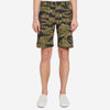 4-Pocket Fatigue Shorts - Green Tigerstripe Ripstop