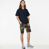 Stan Ray - 4-Pocket Fatigue Shorts - Woodland Camo Ripstop