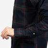 18 Waits - The Dylan Shirt - Forest Windowpane