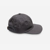 3sixteen - 6-Panel Cap - Charcoal Herringbone Twill