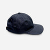 3sixteen - 6-Panel Cap - Navy Herringbone Twill