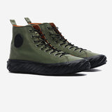 TOP MA-1 High Sneakers - Olive