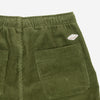Active Lazy Pants - Olive Corduroy