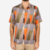 Portuguese Flannel - Architecture Short-Sleeve Vacation Shirt - Abstract