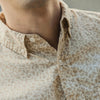 3Sixteen - Button-Down Short-Sleeve Shirt (BDS) - Tan Floral