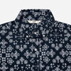 3sixteen - Popover Short-Sleeve Shirt - Navy Bandana