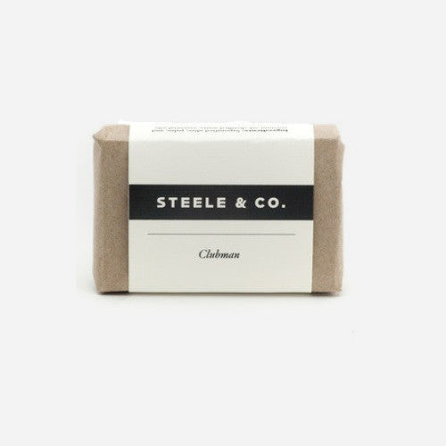 Steele & Co. - Bar Soap - Clubman