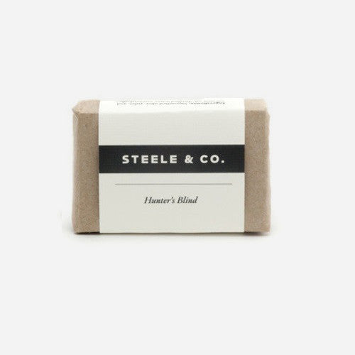 Steele & Co. - Bar Soap - Hunter's Blind