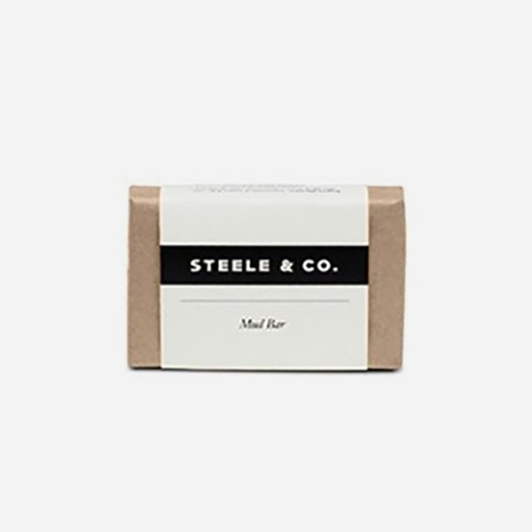 Steele & Co. - Bar Soap - Mud Bar