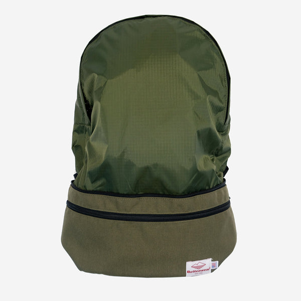 Battenwear - Eitherway Convertible Backpack - Ranger/Olive