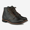 Blacksmith 6-Inch Leather Boots - Black Prairie