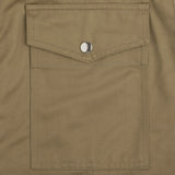 Yvon Adventure Fatigue Pants - Tan Brushed Twill