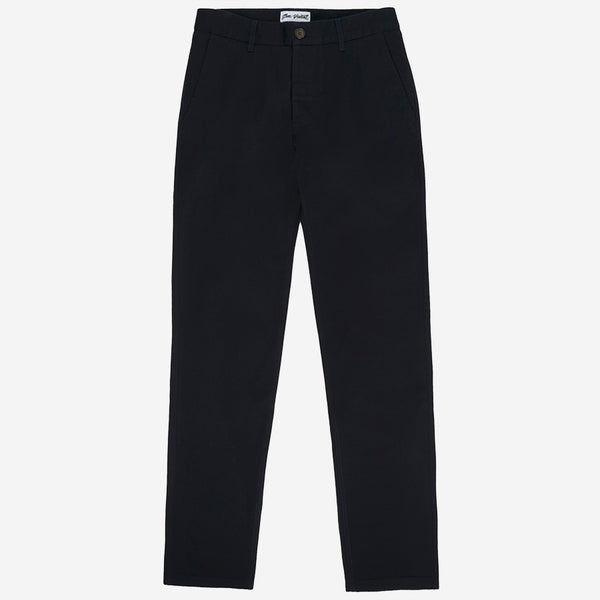 Keenan Twill Slim Chino - Navy