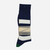 Anonymous Ism - Border Crew Socks - Navy