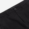 Outclass Attire - Brushed Twill Chino Pants - Black