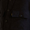 Stan Ray - CPO Shirt - Black Twillmax
