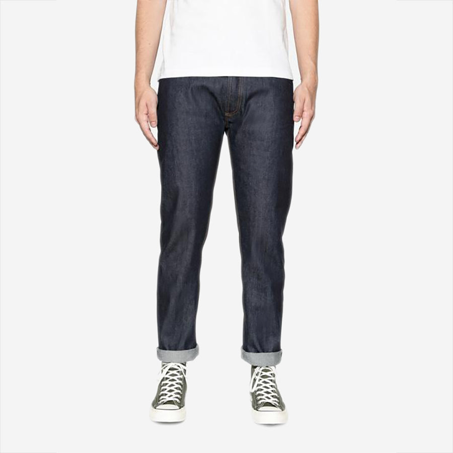 CT-100x - Classic Tapered 14.5oz Indigo Selvedge