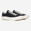 AGE (ACROSS TO GENUINE ERA) - CUT Low Canvas Sneakers - Black