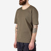 Kestin Hare - Caddy Stretch Drawstring Tee - Olive