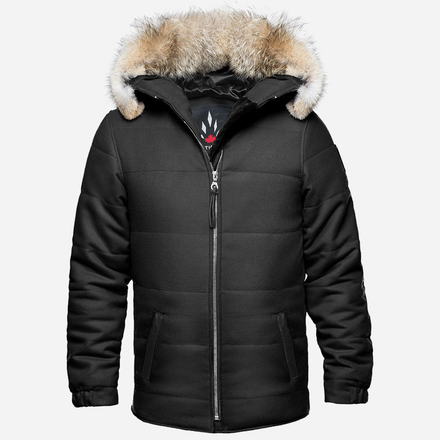 Arctic Bay - Cambridge Parka - Black