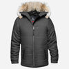 Arctic Bay - Cambridge Parka - Charcoal