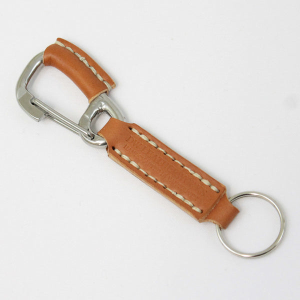 DW Leatherworks - Carabiner Key Hook Type 2 - Tan