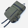 Woolfell - Cargo Backpack - Military Green