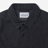 Albam - Carpenter's Work Shirt - Black Chambray