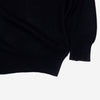 Dangerfield - Cashmere/Wool Crewneck Sweater - Navy