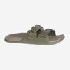 Chillos Slide Sandal - Fossil Green