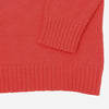Country Of Origin - Chordata Lambswool Sweater - Red