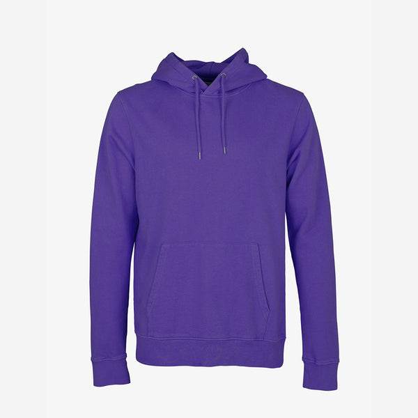 Classic Organic Hoodie - Ultra Violet