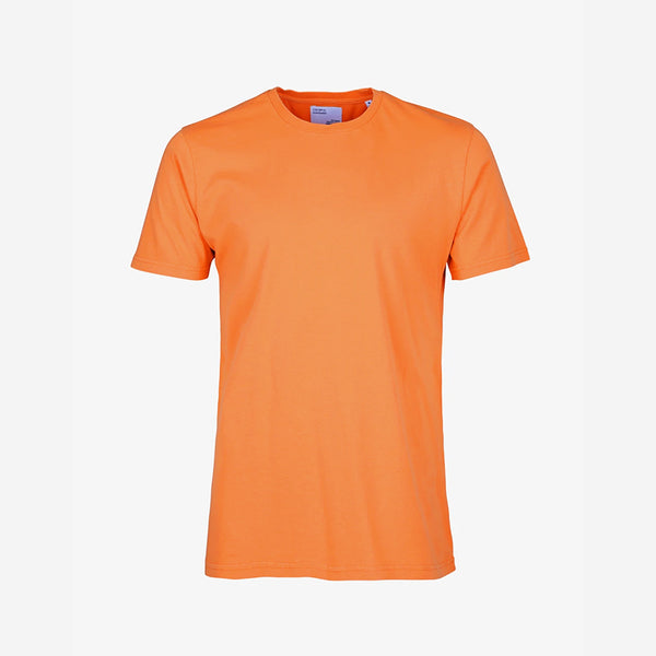 Colorful Standard - Classic Organic T-Shirt - Sunny Orange