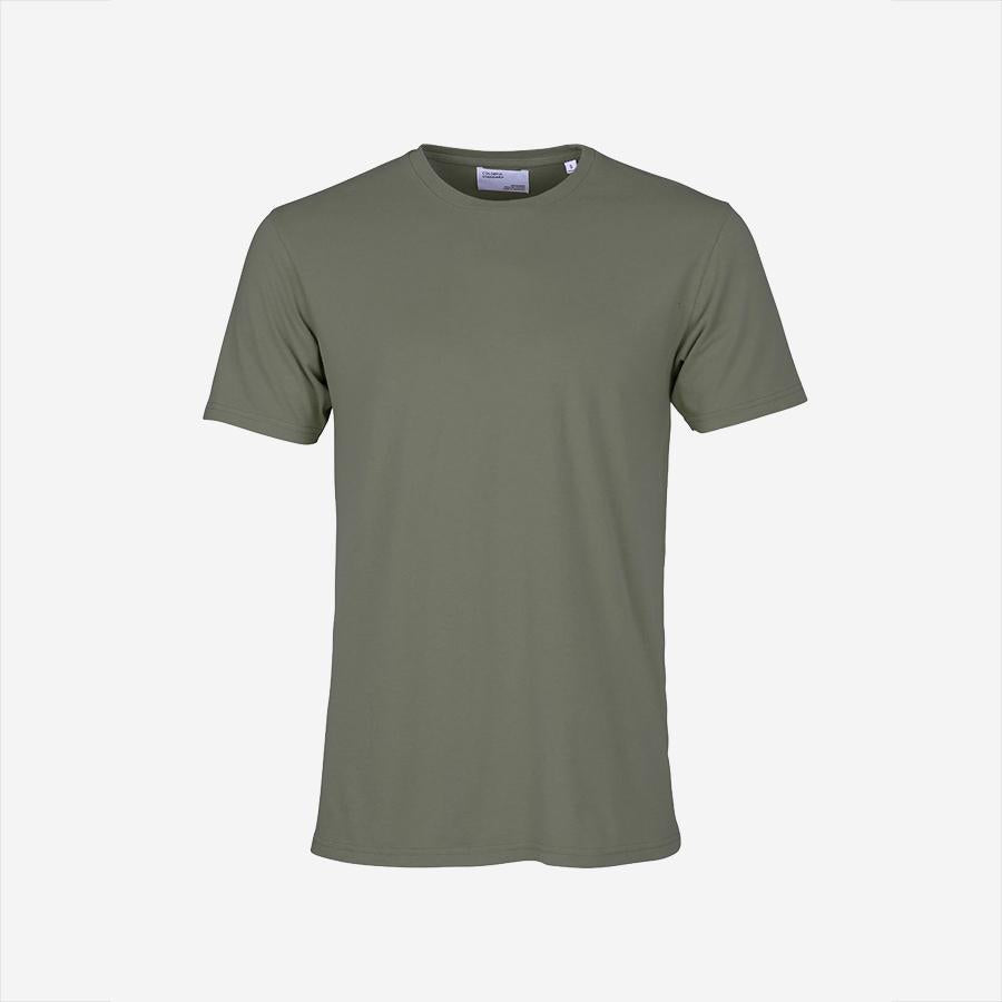 Colorful Standard - Classic Organic T-Shirt - Dusty Olive