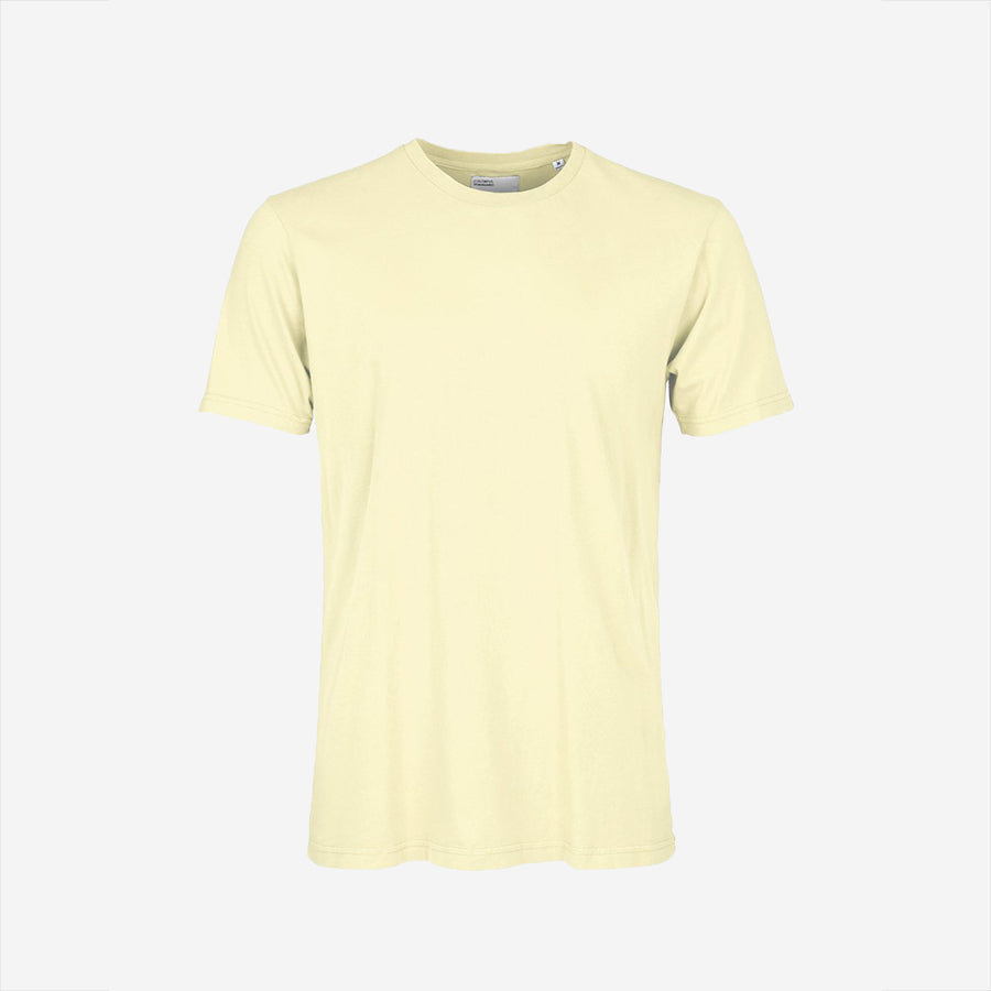 Colorful Standard - Classic Organic T-Shirt - Soft Yellow