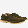 Astorflex - Coastflex Suede Derby Shoe - Foresta Green