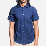 Colonial Short-Sleeve Shirt - Navy