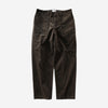 STILL BY HAND - Corduroy Field Pants - Brown