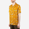 Kestin Hare - Crammond Vacation Shirt - Ochre Floral
