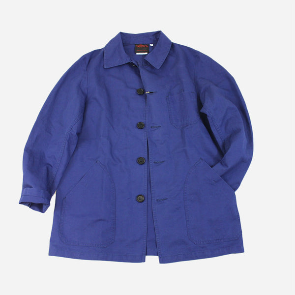 Vetra - D-Pocket Workwear Chore Jacket - Hydrone Blue